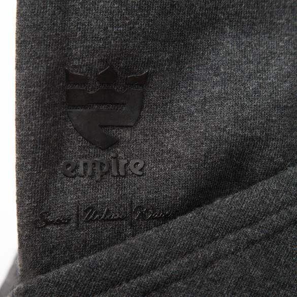 Bluza EMPIRE Kingdom (graphite/black) grafitowa
