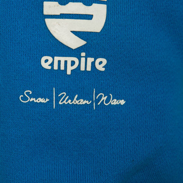 Bluza EMPIRE Warrior (blue/white) niebieska