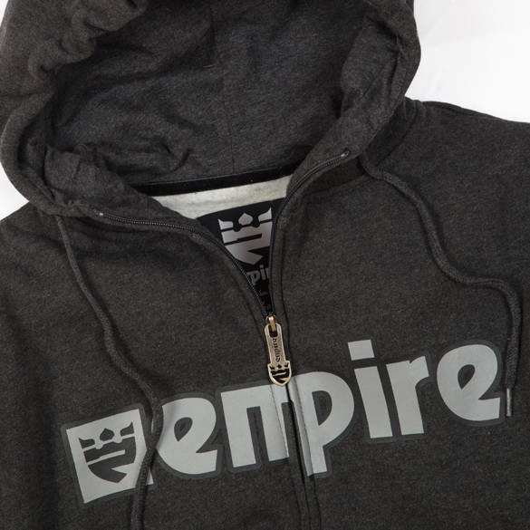 Bluza EMPIRE Warrior (graphite/graphite) grafitowa