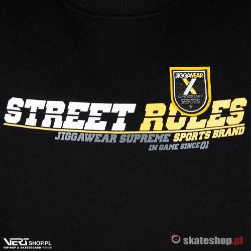 Bluza JIGGA WEAR Street (black)
