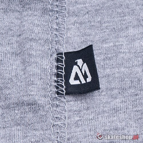 Bluza MATIX Builders Henley (grey heather) szara