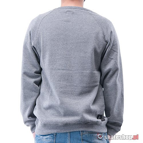 Bluza MATIX OGS Crew (heather grey) szara