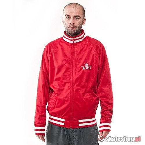 Bluza MC WEAR King 10th (red/white) czerwono-biała