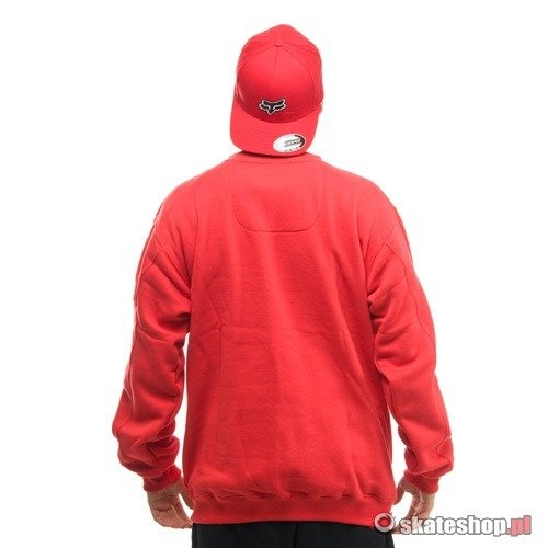 Bluza MC WEAR Vinyl (red) czerwona