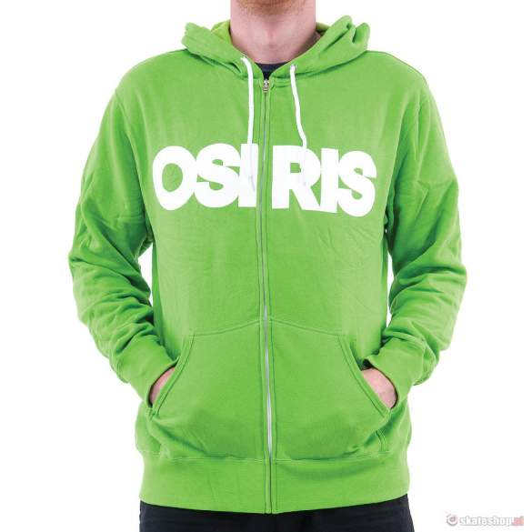 Bluza OSIRIS NYC (lime)
