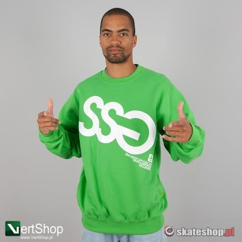 Bluza SMOKESTORY  SSG Big (green)