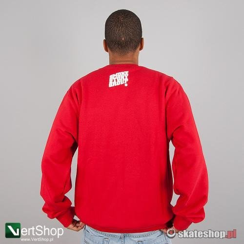 Bluza SMOKESTORY  SSG Big (red)