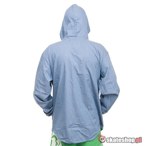 Bluza TURBOKOLOR Henke (light blue) niebieska