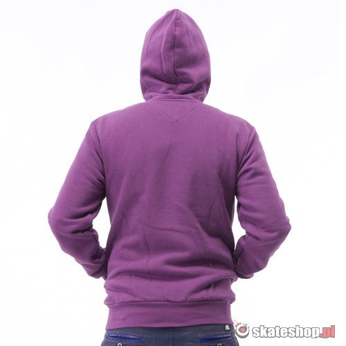 Bluza TURBOKOLOR Society (purple) fioletowa