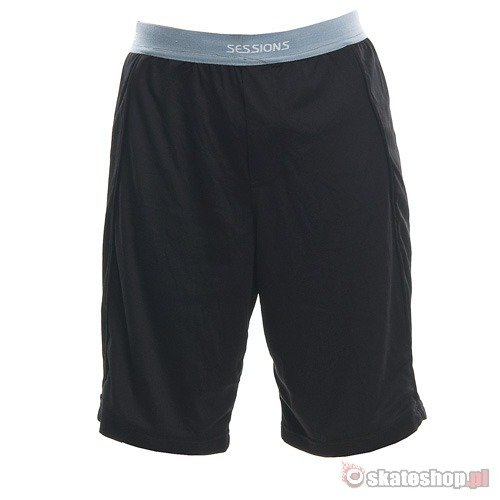 Bokserki SESSIONS Diffusion Short (black magic) czarne