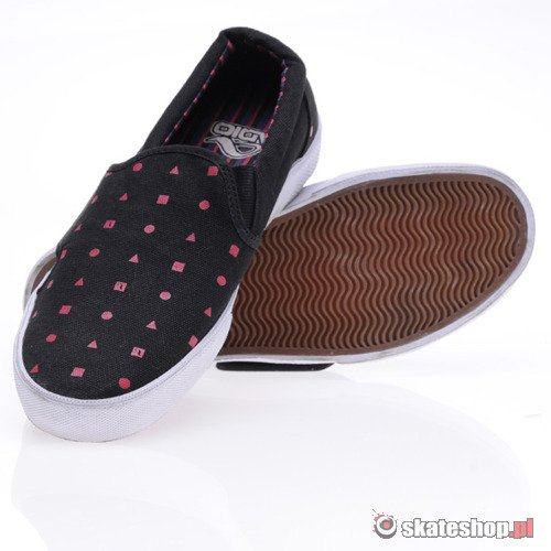 Buty ADIO Cruz (blk/red) K28A11