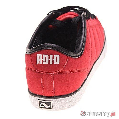 Buty ADIO Drayton SL (red/black/white)
