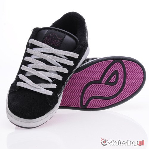 Buty ADIO Eugene RE (blk/wht/pink) K20A13