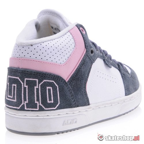 Buty ADIO Kingsley (wht/charco pink) K30A15