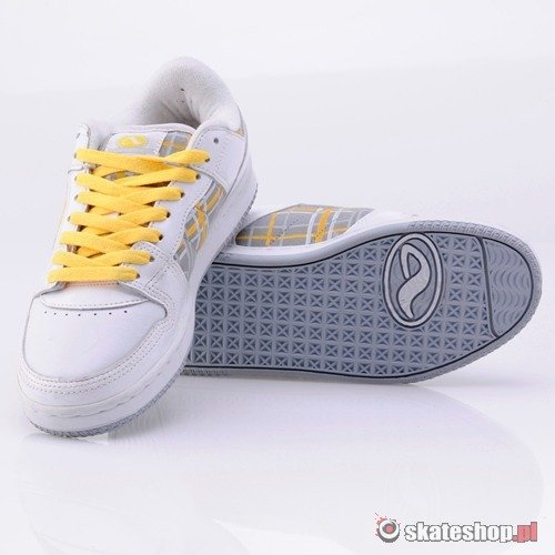 Buty ADIO Monroe WMN (white/gray/yellow) K1G02