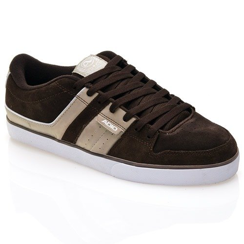 Buty ADIO Shaun White SL (brown/tan/white) brązowo-złote