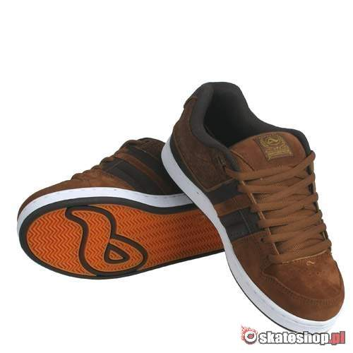 Buty ADIO Shaun White (brown/bark/gum) brązowe