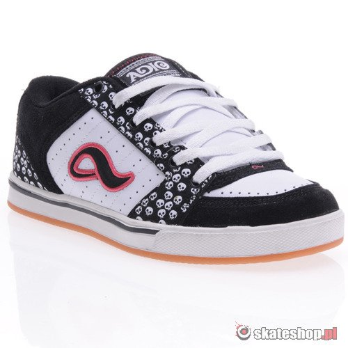 Buty ADIO Snap (blk/wht/red) K21A5
