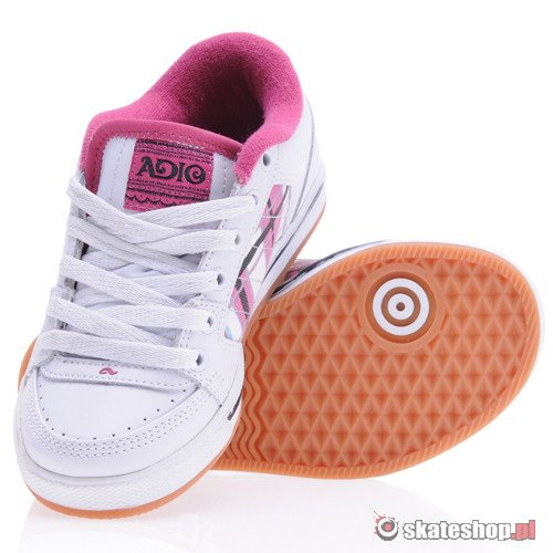 Buty ADIO Snap (wht/berry/blk) K58A1