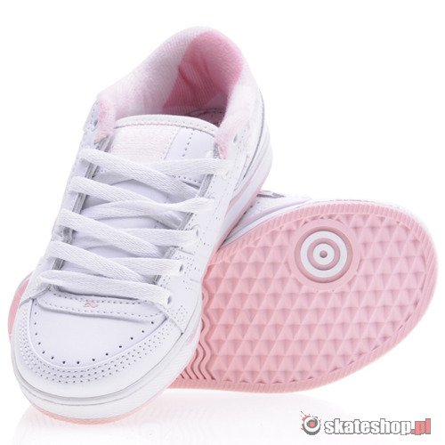 Buty ADIO Snap (wht/pink)  K62A9