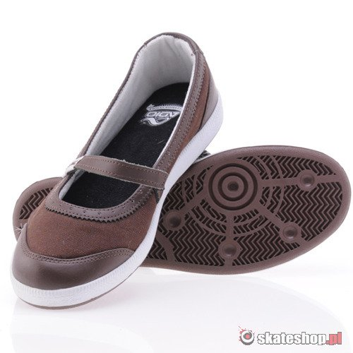 Buty ADIO Song Gb-002 (char/white) K35A5