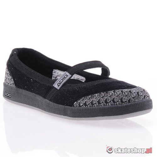 Buty  ADIO Song-Gb002 (blk/smoke/script) K35A16