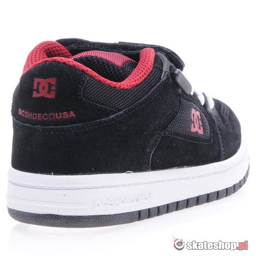 Buty DC Avatar (blk/true red) K52A9