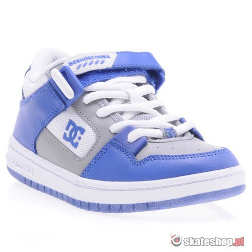 Buty DC Avatar (grey/royal) K51A17