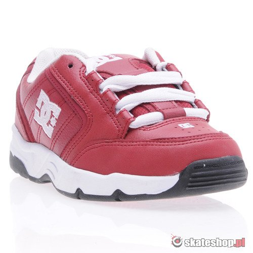 Buty DC Bullet (red/wht) K60A4