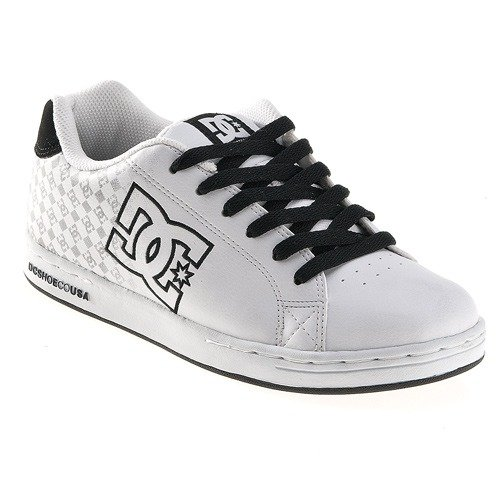 Buty DC Character SN (white/black)