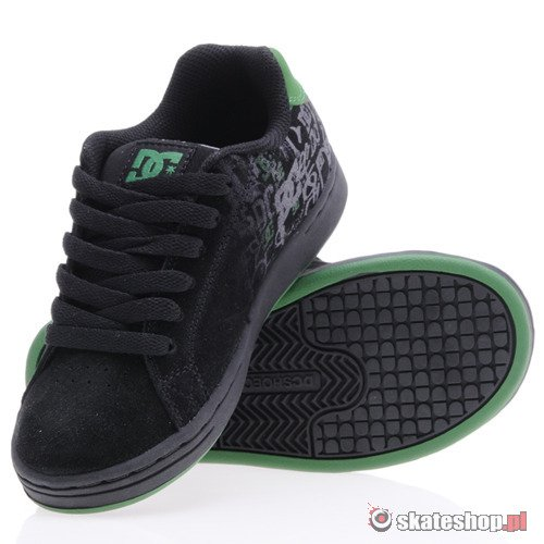 Buty DC Character (blk/green) K60A18
