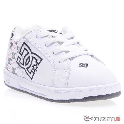 Buty DC Character (wht/blk) K64A16
