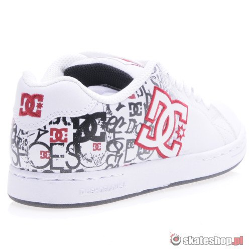 Buty DC Character (wht/true red) K54A25