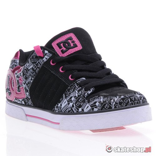 Buty DC  Chase (blk/pink) K68A6