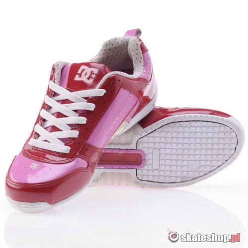 Buty DC Chicane (true red/pink) K36A15