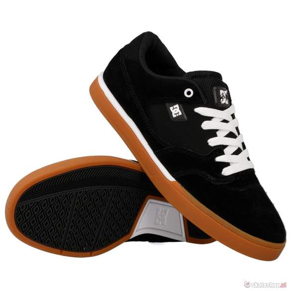 Buty DC Cole Lite (black/white/gum)