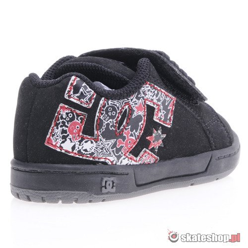 Buty DC Court Graffik (blk/red) K64A11