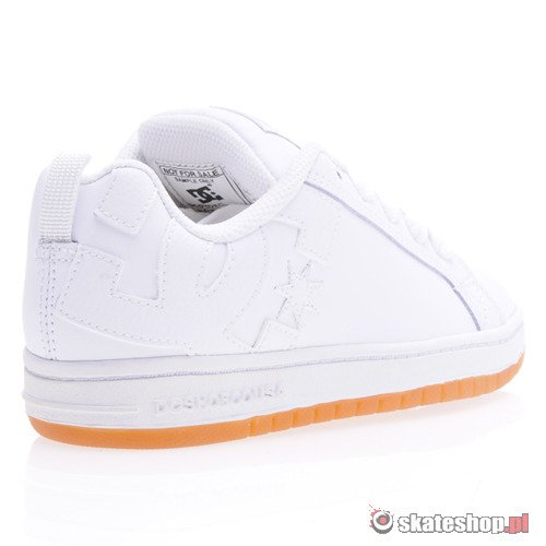 Buty DC  Court Graffik (white)  K59A41
