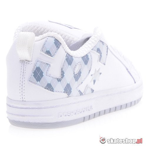 Buty DC Court Graffk (shady blue) K53A22