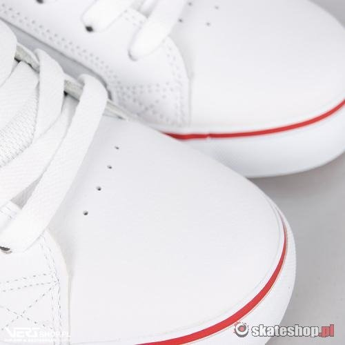 Buty DC Court Vulc SE (white/athletic red)