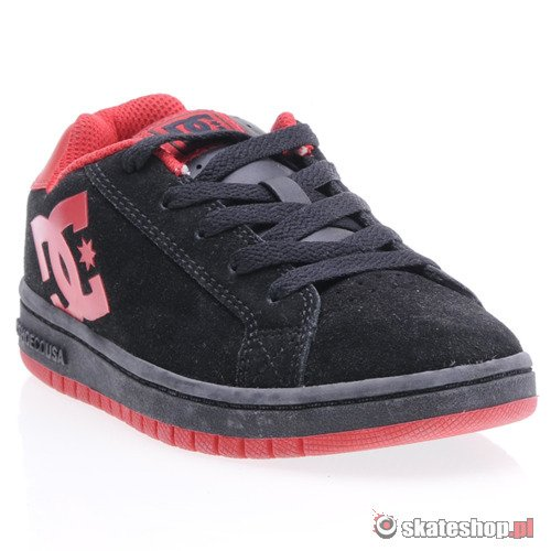 Buty DC Court (blk/red) K52A31