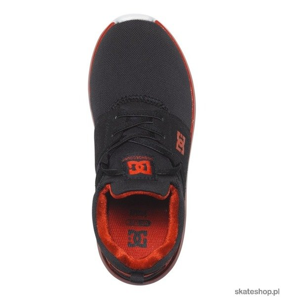 Buty DC Heathrow (black/red)