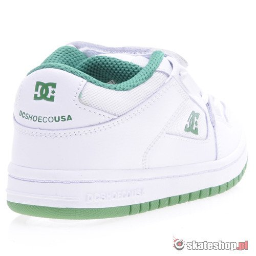 Buty DC Kids Avatar (wht/green) K52A5