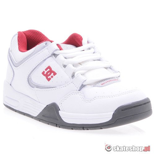 Buty DC Kids Cause (wht/red)  K51A34
