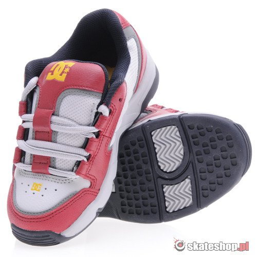 Buty DC K's Arrow (red/gold) K51A22