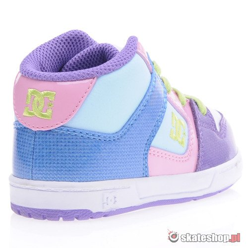 Buty DC  Manteca 2 (wht/orchid) K63A5