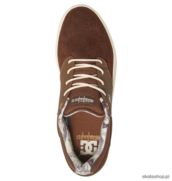 Buty DC Mikey Taylor SE (chocolate/creme)