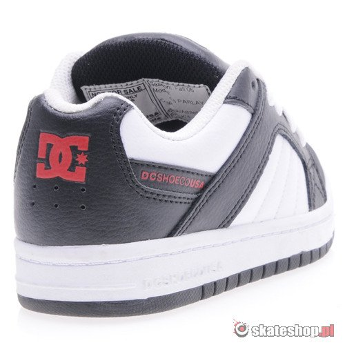 Buty DC Parlay (blk/athletic red) K51A26