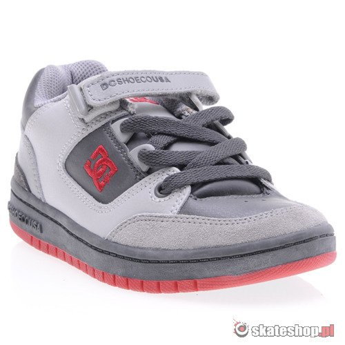 Buty DC Plaza (red/lt.grey) K51A19