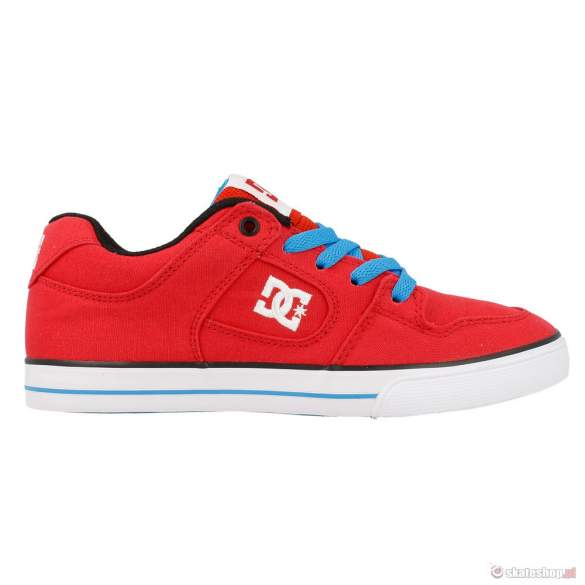 Buty DC Pure K (red)